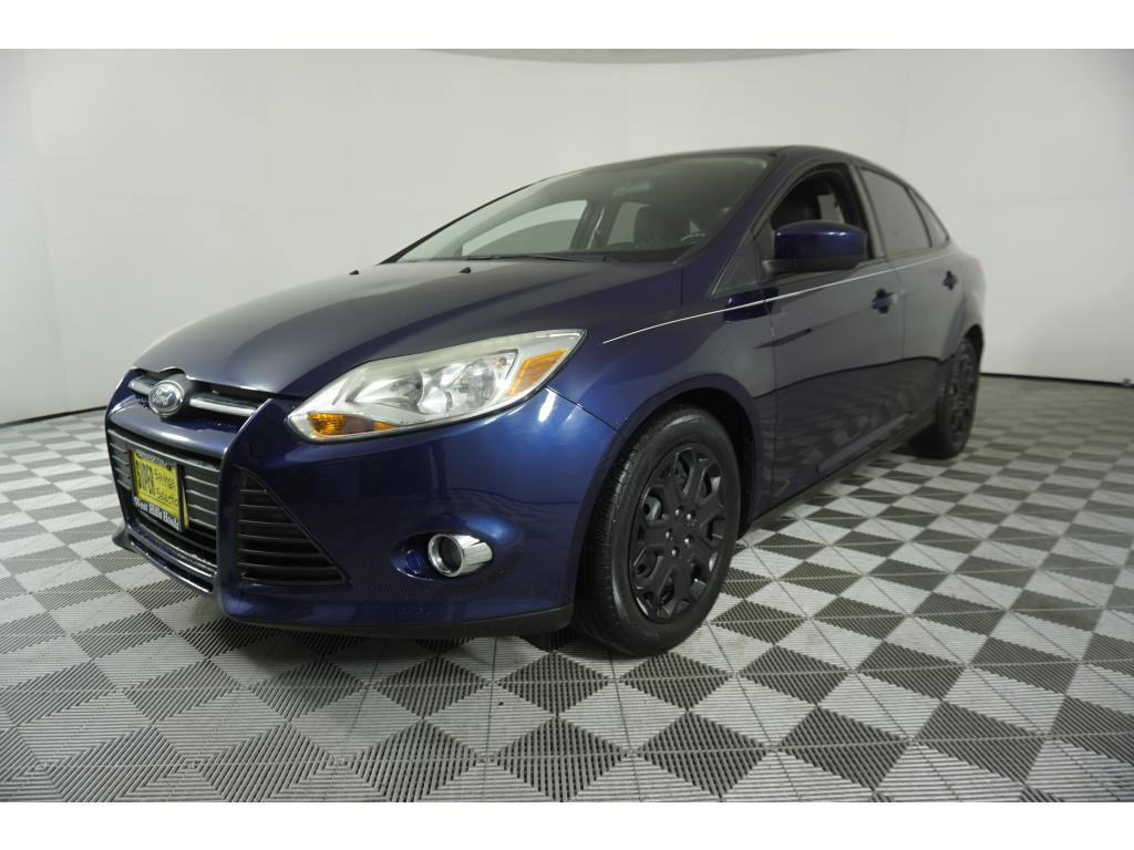 Pre Owned 2012 Ford Focus Se 4dr Sdn In Bremerton Xh6919a West Antenna