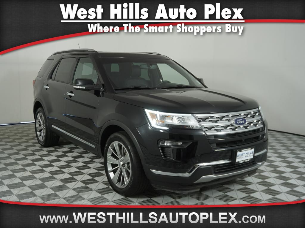Pre owned 2018 ford explorer limited
