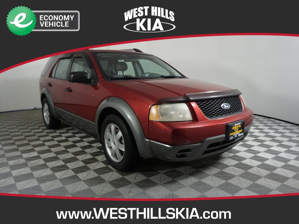 Pre-Owned 2005 Ford Freestyle SE