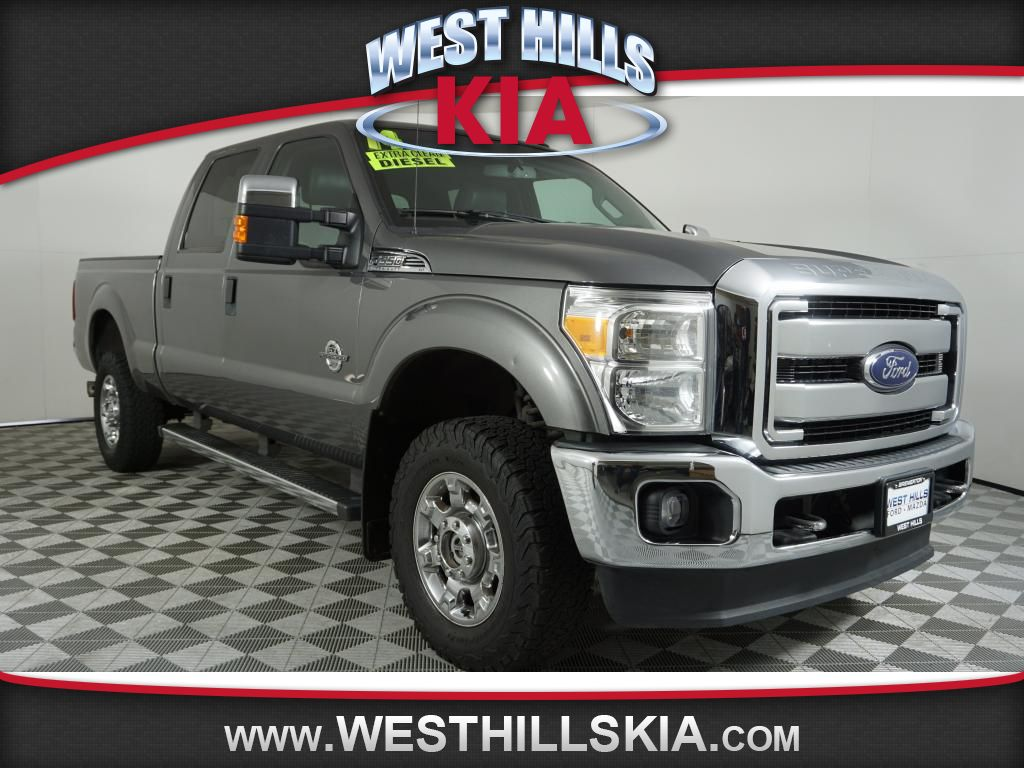 Pre-Owned 2014 Ford F-350 Super Duty XLT