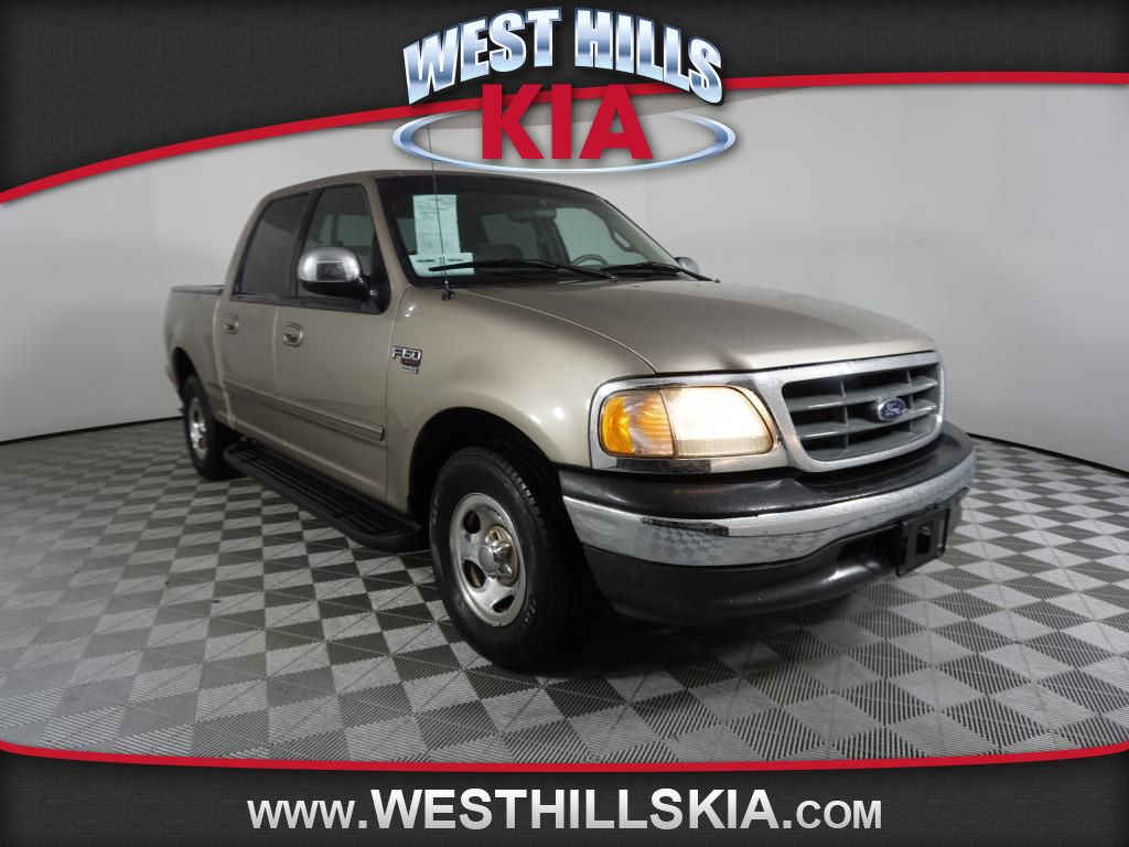 Pre-Owned 2002 Ford F-150 XLT