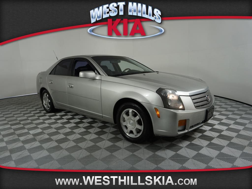 Pre-Owned 2004 Cadillac CTS Base