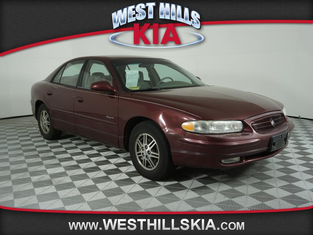 Pre Owned 2001 Buick Regal Ls