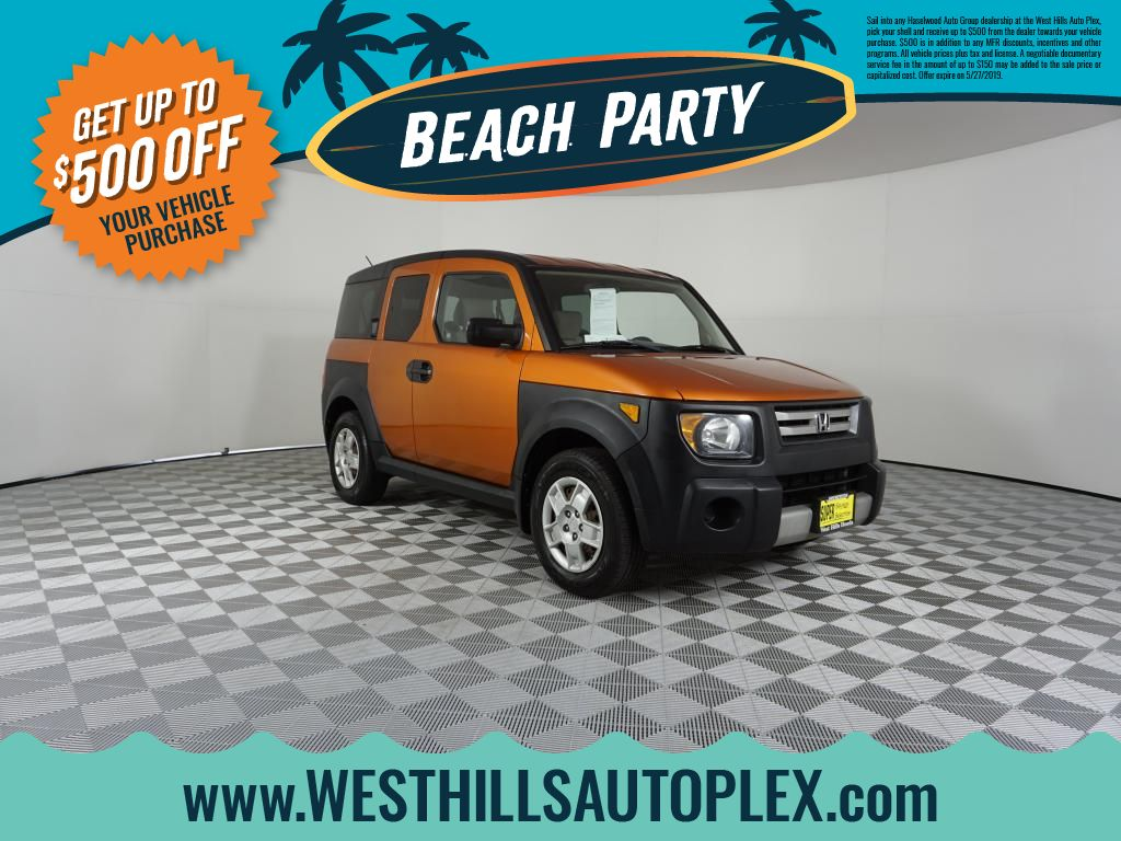 Pre-Owned 2007 Honda Element LX