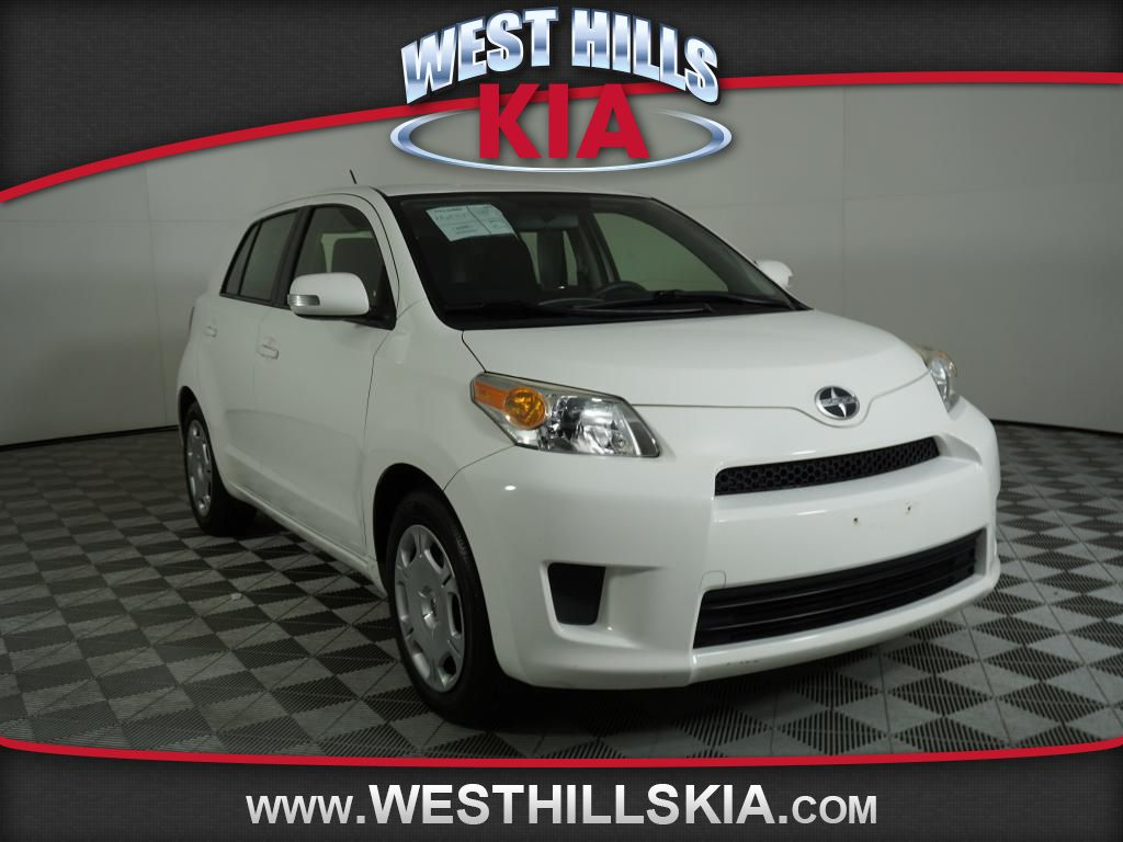 Pre-Owned 2012 Scion xD Base