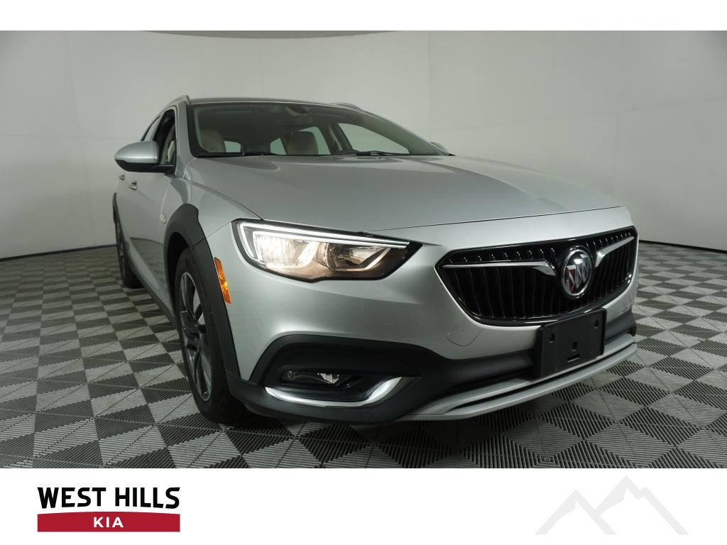 Pre-Owned 2018 Buick Regal TourX Base AWD