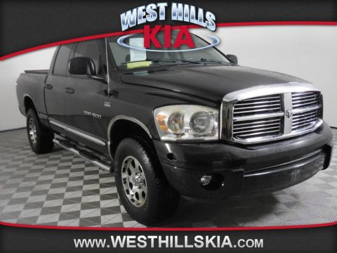 Pre-Owned 2007 Dodge Ram Pickup 1500 Laramie