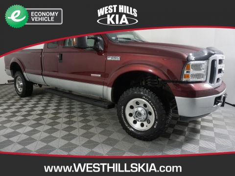Pre-Owned 2006 Ford F-250 Super Duty XLT