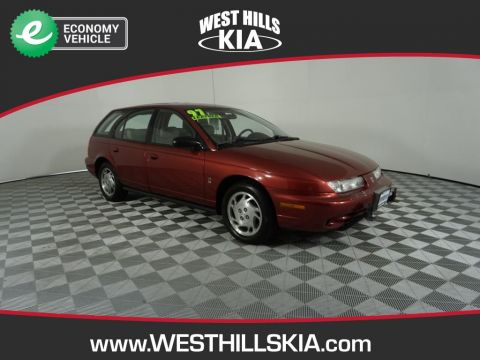 Pre-Owned 1997 Saturn S Series SW2