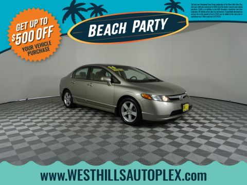 Pre-Owned 2006 Honda Civic EX with NAVI