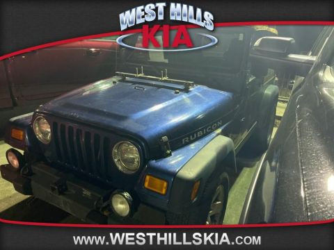 Pre-Owned 2004 Jeep Wrangler Rubicon