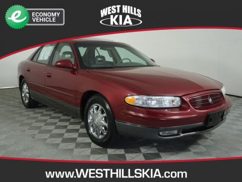 Pre-Owned 2004 Buick Regal GS