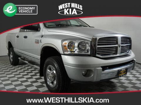 Pre-Owned 2008 Dodge Ram Pickup 3500 Laramie