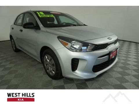 Certified Pre-Owned 2018 Kia Rio 5-Door LX