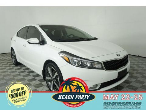 Certified Pre-Owned 2018 Kia Forte EX