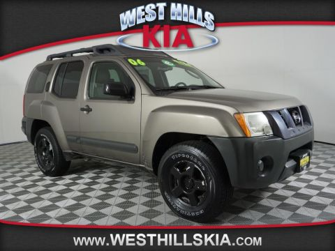 Pre-Owned 2006 Nissan Xterra S