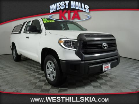 Pre-Owned 2016 Toyota Tundra SR