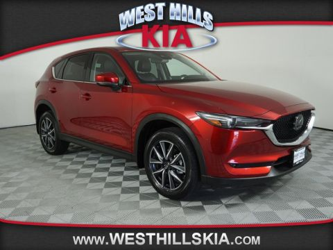 Pre-Owned 2018 Mazda CX-5 Grand Touring