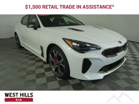 New 2020 Kia Stinger GT LINE 2.0L