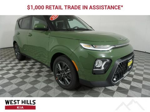 New 2020 Kia Soul Base